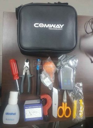 Fiber Splicing Machines – COMWAY A3, C10 AND C6