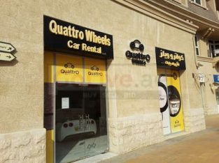 Quattro Wheels Car Rental
