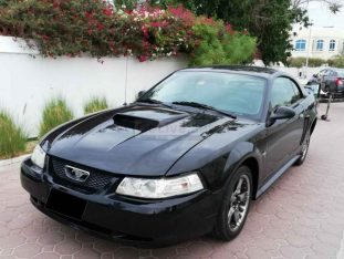 FORD MUSTANG 2002,V6,AMERICAN IMPORT,GOOD CONDITION