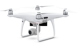 Phantom 4 Pro Drone with accessories batteries backpack filters