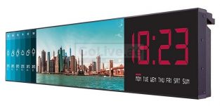 220 inch LG Outdoor / indoor monitor for sale