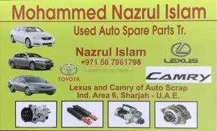 MOHAMMED NOZRUL ISLAM