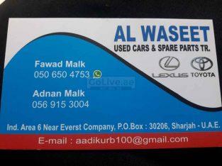 Al Waseet Used Parts TR LLC
