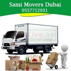 Sami Movers Dubai | Best Movers and Packers in Dubai 0557712031
