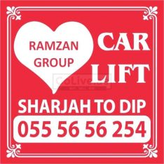 Bus service RAMZAN GROUP SHARJAH TO DIP