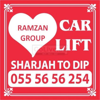 Bus service RAMZAN GROUP SHARJAH TO DIP