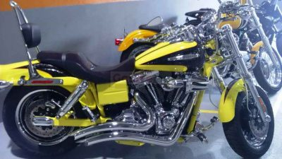 Harley Davidson- CVO- Dyna Fat Bob – LIMITED EDITION