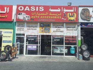 Oasis Auto Accessories
