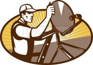 Bur Dubai Satellite Dish tv Services 0563046441 installation