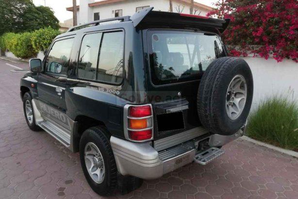 MITSUBISHI PAJERO 2000,V6,GCC,FOUR WHEEL DRIVE,EXCELLENT CONDITION