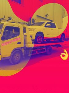Car Recovery Services Dubai