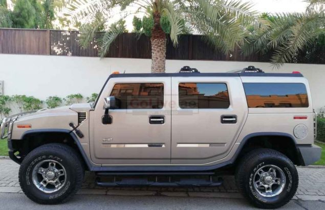 HUMMER H2 2005, TOP OF THE LINE, IMPORTED CLEAN TITLE, ORIGINAL PAINT, ACCIDENT FREE,LOW MILEAGE
