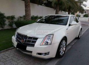CADILLAC CTS,V6 3.6,NO 1 OPTION,PANORAMIC SUNROOF,WELL MAINTAINED
