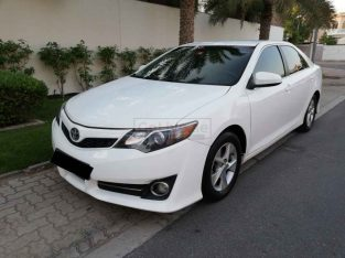 TOYOTA CAMRY 2014, SE+ , IMPORTED CLEAN, MID OPTION, WELL MAINTAINED, FULLY AUTOMATIC