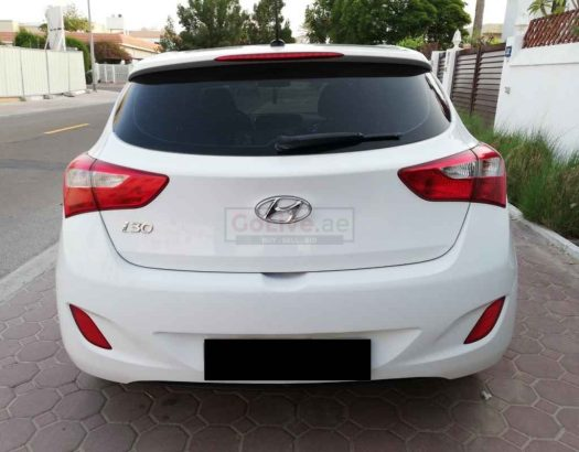 HYUNDAI I30 2014,TOP OF THE LINE,PANORAMIC,GCC,WELL MAINTAINED