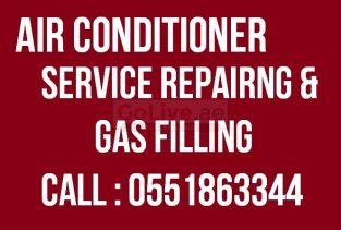 Ac Service Repair Gas Filling in Karama Bur Dubai Jumeirah Al Quoz Area Dubai