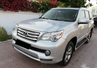 LEXUS GX 460 2012, FULL OPTION, GCC,125000KM, AGENCY MAINTAINED