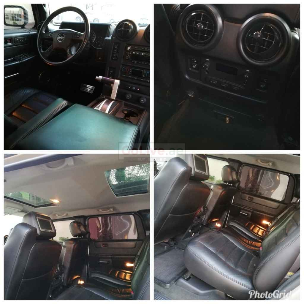 HUMMER H2 2005, TOP OF THE LINE, IMPORTED CLEAN TITLE