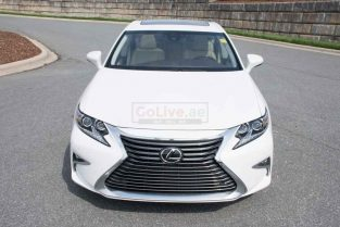 2016 Lexus ES 350 GCC in perfect condition