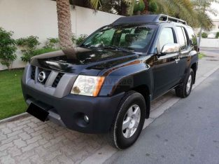 NISSAN X-TERRA 2008, 4.0 S V6,4WD,GCC,LOW MILEAGE,ACCIDENT FREE,ORIGINAL PAINT