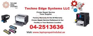 Printer Repair in Dubai Bur Dubai, UAE,Call:042513636 – Techno edge systems LLC.