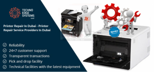 Printer Repair Dubai | We will give Assured Warranty