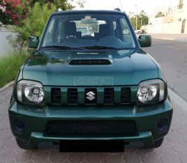 SUZUKI JIMNY 2013,4WD,78000KM ONLY,ACCIDENT FREE,WELL MAINTAINED