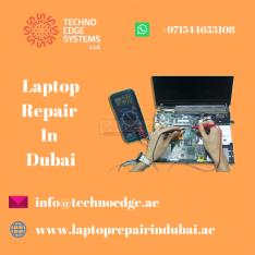 Techno Edge Systems LLC for Laptop Repairs in Dubai – 042513636.