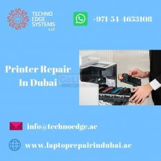 Laptop Repair Service Company in Dubai, UAE – Techno Edge Systems LLC.
