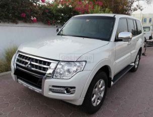 MITSUBISHI PAJERO 2016,GLS 3.5L,V6,55000KM,AGENCY MAINTAINED,ACCIDENT FREE