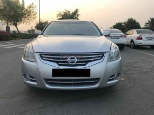 NISSAN ALTIMA 2011,MID OPTION,CRUISE CONTROL,GOOD CONDITION,NEW TYRE