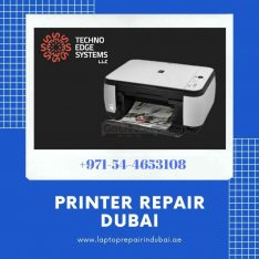 Printer Repair Dubai – Repair Your Laptop, Desktop & more | Techno Edge.