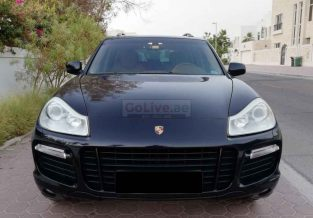 PORSCHE CAYENNE GTS 2009,TOP OF THE LINE,GCC,ACCIDENT FREE,WELL MAINTAINED