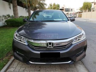 HONDA ACCORD 2017, TOP OF THE LINE, SUNROOF, LEATHER SEATS, FRESH IMPORT, EXCELLENT CONDITION
