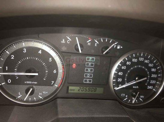 Land cruiser V8 2009 for sale