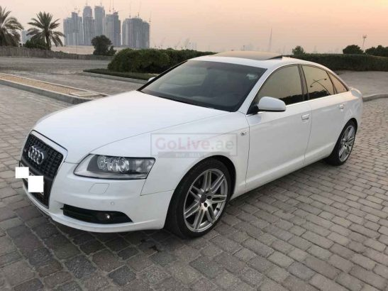Audi A6 3.2L SLine, Quattro, Exclusive Edition, Single Onwer, Accident Free with Full Service History
