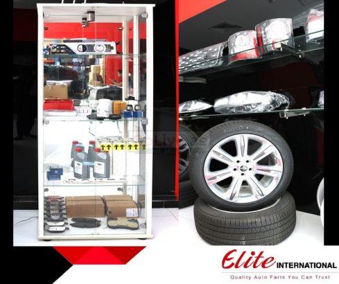 Jaguar Car Parts- Elite International Motors