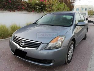 NISSAN ALTIMA 2008,GCC,ACCIDENT FREE,WELL MAINTAINED