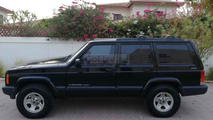 JEEP CHEROKEE SPORTS 1999,FOUR WHEEL DRIVE,IMPORTED,CLEAN TITLE,ACCIDENT FREE.SINGLE OWNER