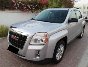 GMC TERRAIN 2012,SLE 2.4L ENGINE,GCC,NO 2 OPTION,ACCIDENT FREE,WELL MAINTAINED