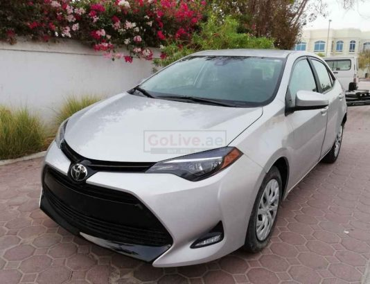 TOYOTA COROLLA 2019, 1.8 LE,IMPORTED,4000KM ONLY,WELL MAINTAINED