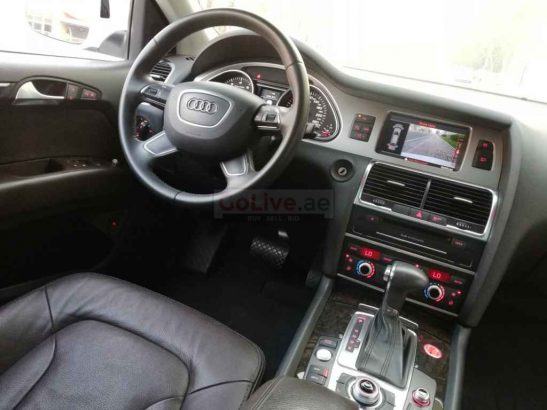 AUDI Q7 2014,3.0T V6 TFSI,QUATTRO,TOP OF THE LINE,PANORAMIC SUNROOF,PERFECT CONDITION