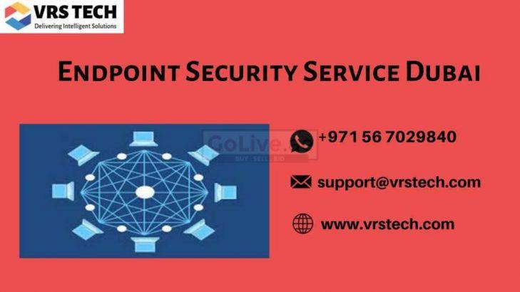 Best Endpoint Security services in Dubai UAE – VRS Tech
