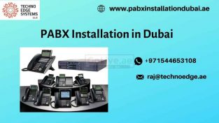 Business telephone systems Dubai | PABX systems Services Dubai