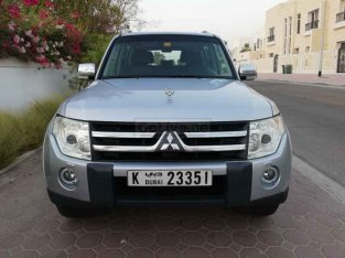 MITSUBISHI PAJERO 2008,GLS 3.5L,V6,TOP OF THE LINE,SUNROOF,LEATHER SEATS,WELL MAINTAINED