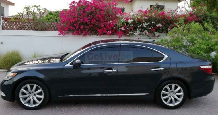 LEXUS LS460 2008,FULL OPTION,ACCIDENT FREE,EXCELLENT CONDITION