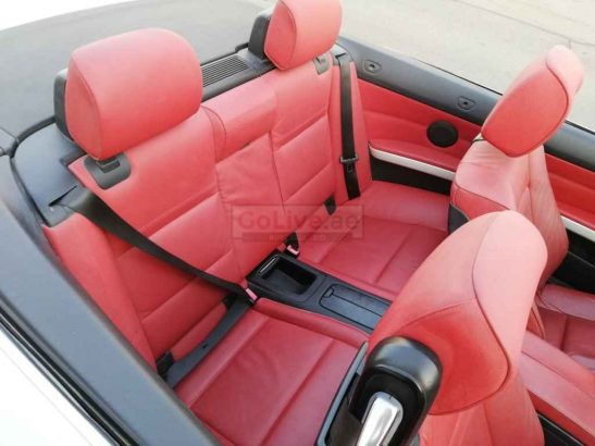 BMW 320I 2009,HARD TOP CONVERTIBLE,112000KM ONLY,WELL MAINTAINED