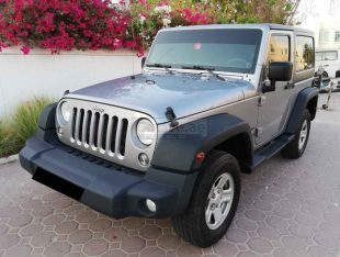 JEEP WRANGLER SPORT 2014,GCC,79000KM ONLY,FULLY AUTOMATIC,ACCIDENT FREE,ORIGINAL PAINT