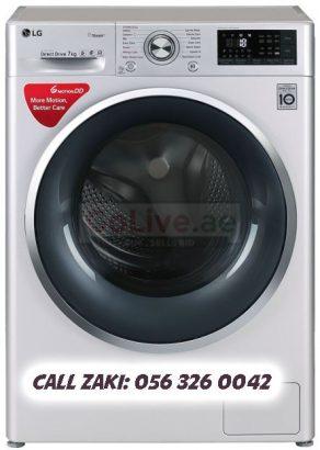 Washing Machine Repair Free Pick