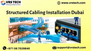 Network Cabling Services Dubai | Structured Cabling Dubai